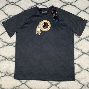 UNDER ARMOUR Washington Redskins NFL Combine Shirt